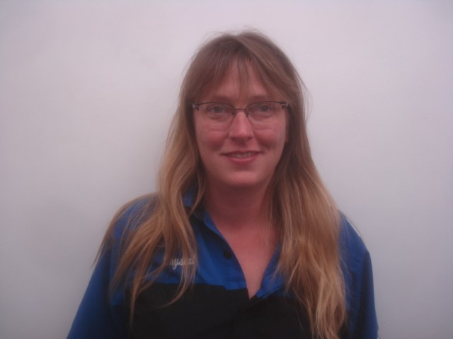 Crystal Adelman Service Manager