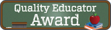 Quality Educator Award