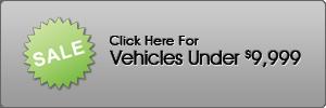 Vehicles Under $9,999