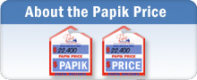 Just in - Papik Price