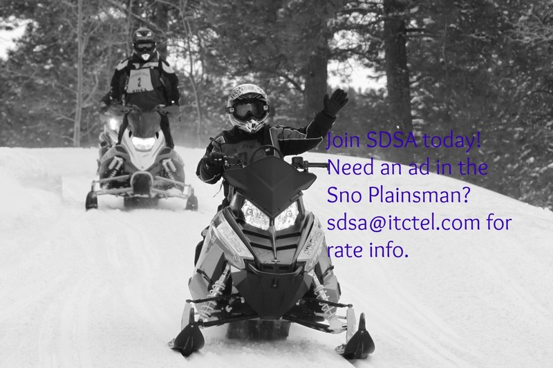 SDSA & the Sno Plainsman