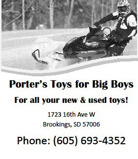 Porter's Toys for Big Boys