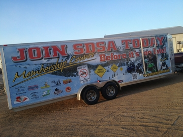 Safety Trailer! Done