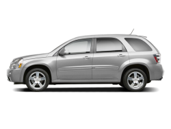 Used 2008 CHEVROLET EQUINOX WAGON 4 DOOR