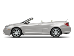 Used 2008 CHRYSLER SEBRING CONVERTIBLE