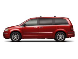 Used 2008 CHRYSLER TOWN & COUNTRY LX