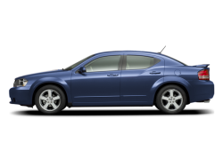 Used 2008 DODGE AVENGER SEDAN 4 DOOR