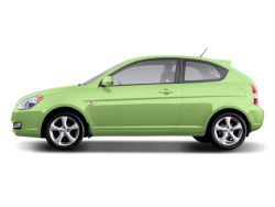 2008 HYUNDAI ACCENT HATCHBACK GS