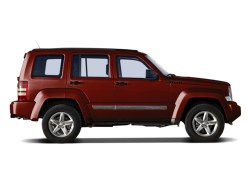 USED 2008 JEEP LIBERTY SPORT Fort Dodge Iowa