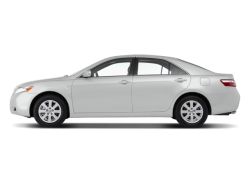 Used 2008 TOYOTA CAMRY SEDAN 4 DOOR