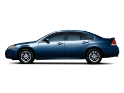USED 2009 CHEVROLET IMPALA SEDAN 4 DOOR