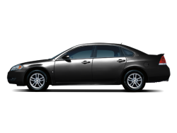 USED 2009 CHEVROLET IMPALA LTZ Bismarck North Dakota