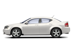 USED 2009 DODGE AVENGER SEDAN 4 DOOR