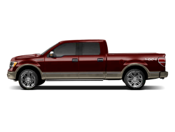 Used 2009 FORD F-150 LARIAT Chamberlain South Dakota