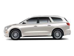 Used 2010 BUICK ENCLAVE CXL W-2XL