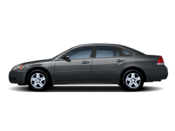 USED 2010 CHEVROLET IMPALA SEDAN 4 DOOR