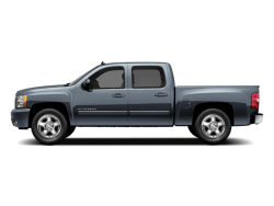 2010 CHEVROLET SILVERADO 1500 LTZ