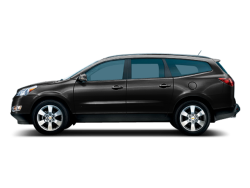 USED 2010 CHEVROLET TRAVERSE WAGON 4 DOOR