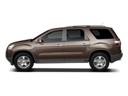 USED 2010 GMC ACADIA WAGON 4 DOOR