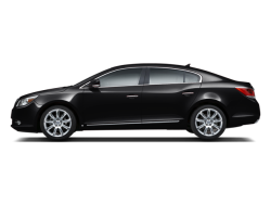 Used 2011 BUICK LACROSSE CXS