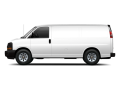 2011 CHEVROLET EXPRESS CARGO VAN 
