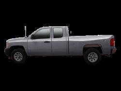 2011 CHEVROLET SILVERADO 1500 EXT CAB 1LT 4WD