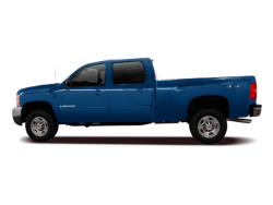 2011 CHEVROLET SILVERADO 2500HD 