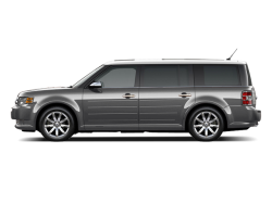 USED 2011 FORD FLEX SEL Dickinson North Dakota
