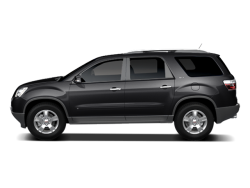 Used 2011 GMC ACADIA WAGON 4 DOOR
