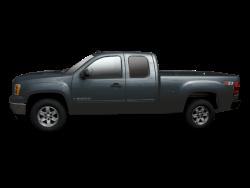 2011 GMC SIERRA 1500 EXT CAB SLT