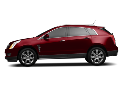 USED 2012 CADILLAC SRX LUXURY Marshall Minnesota
