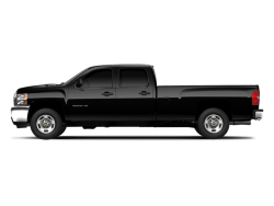 USED 2012 CHEVROLET SILVERADO 2500HD CREW PICKUP