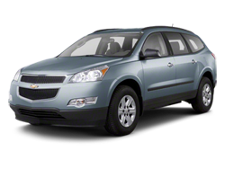 USED 2012 CHEVROLET TRAVERSE WAGON 4 DOOR