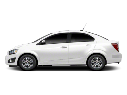 USED 2012 CHEVROLET SONIC SEDAN 4 DOOR