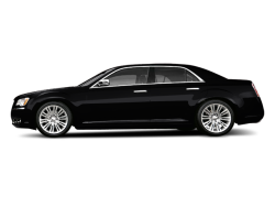 2012 CHRYSLER 300 4d Sedan S V8 AWD