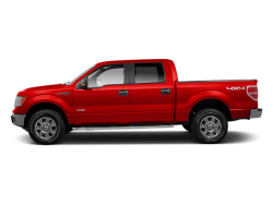 USED 2012 FORD F-150 XL; PLATIN Onida South Dakota
