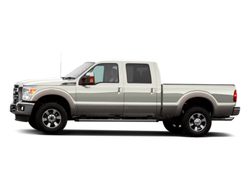 2012 FORD F-350 XL