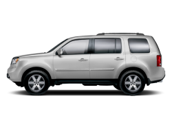USED 2012 HONDA PILOT TOURING Chamberlain South Dakota