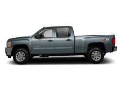 2013 CHEVROLET SILVERADO 2500HD 