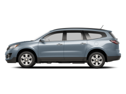 USED 2013 CHEVROLET TRAVERSE WAGON 4 DOOR