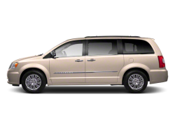 Used 2013 CHRYSLER TOWN & COUNTRY TOURING Mitchell South Dakota