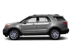 2013 FORD EXPLORER 4dr 4x4 XLT