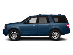 2014 FORD EXPEDITION XLT; King