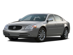 2008 BUICK LUCERNE  - Front View
