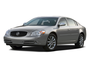 2008 BUICK LUCERNE CXL - Front View
