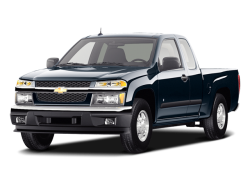 USED 2008 CHEVROLET COLORADO LS; LT; WO Fort Pierre South Dakota - Front View