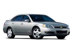USED 2008 CHEVROLET IMPALA SEDAN 4 DOOR - Front View