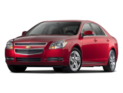 2008 CHEVROLET MALIBU  - Front View