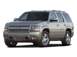 2008 CHEVROLET TAHOE 1500 - Front View