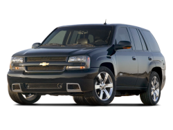 Used 2008 CHEVROLET TRAILBLAZER LT W-2LT Chamberlain South Dakota - Front View